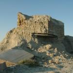 Фундамент бункера