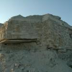 Стены бункера